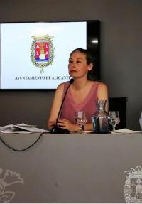 Lidia López, concejala de Hacienda