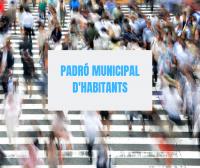Padró Municipal d'Habitants