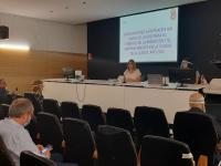 La concejala de Empleo y Desarrollo Local, Mari Carmen de España