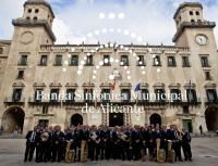 Conciertos de la Banda Sinfónica Municipal en julio y agosto