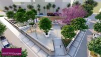 Reurbanización de la plaza