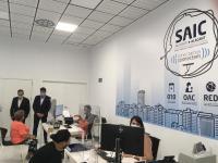 Visita instalaciones SAIC Séneca