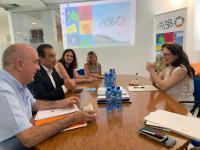 Concejal de Coordinación de Proyectos, Antonio Peral