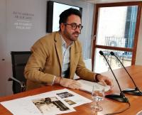 El concejal Adrián Santos