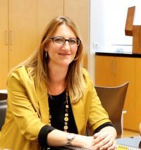 Concejala de Empleo y Desarrollo Local, Mari Carmen de España