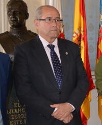 El concejal José Ramón González