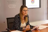 Mari Carmen de España, concejala de Empleo y Desarrollo Local