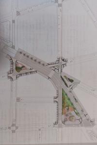 proyecto plaza San Antonio
