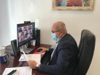 Junta extraordinaria el plan de Seguridad y Salud