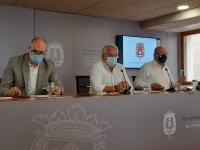 Rueda de prensa de la Junta de Gobierno Local