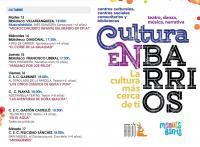 Cultura en Barrios