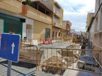 Barrio de San Gabriel obras