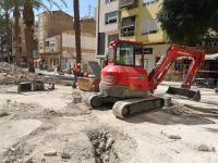 Plaza Castellón / Palmeretes