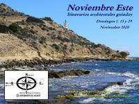 Itinerarios ambientales Noviembre 2020