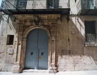 Puerta Principal Archivo Municipal