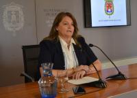 La concejala de Acción Social, Julia Llopis