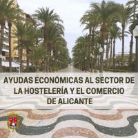 Ayudas sectores hostelería y comercio
