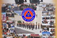 Collage fotográfico eventos de la Agrupación Local