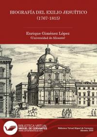 Biografía del exilio jesuítico