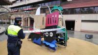 La Policía Local cierra las áreas de juego infantil de Alicante