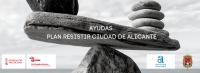 Ayudas Plan Resistir Ciudad de Alicante