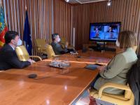 Los responsables de Regus se han reunido por videoconferencia con el alcalde Luis Barcala y la edil de Desarrollo Mari Carmen de España para anunc...