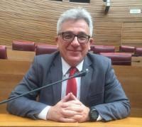 El concejal de Cultura, Antonio Manresa, preside la Comisión