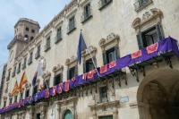 Adorno Semana Santa Ayuntamiento