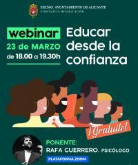 """Conferencia On Line """"Educar desde la Confianza"""""""