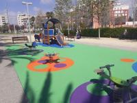 Renovación de parques infantiles