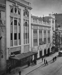 Projecte cine Ideal 1924