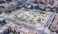 La parcela que cede el Ayuntamiento