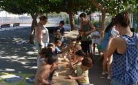 Imagen de archivo de una escuela veraniega en Alicante