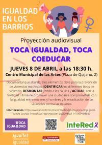 Toca Igualdad, Toca Coeducar