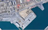 Imagen zona portuaria