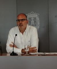 El concejal de Transportes, Manuel Villar, en imagen de archivo