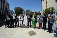 Acto de denominación oficial de las calles dedicadas a las Fiestas Tradicionales