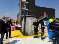 Bomberos del SPEIS adquieren formación especializada en seguridad radiológica