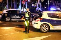 Dispositivo de Policía Local y Nacional