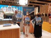 """Lidia López en Madrid Fusión presentando """"De Tapas por Alicante"""""""