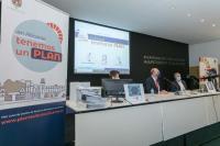 El concejal de Medio Ambiente, Manuel Villar, ha presentado el I Plan Local de Residuos