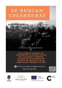 Se buscan Cigarreras