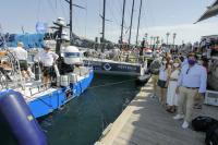 Alicante despide a los equipos de la Ocean Race Europe