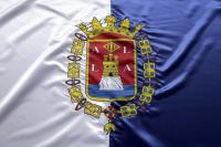 Bandera de la Ciudad de Alicante