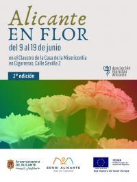 Cartel Alicante en Flor