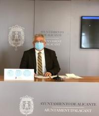 Concejal de Cultura, Antonio Manresa
