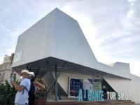 Oficina de turismo- Puerto de Alicante