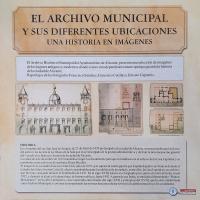 Exposición El Archivo Municipal y sus diferentes ubicaciones