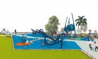Recreación Plaza de San Blas