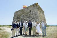 Visita a la Torre San José en Tabarca